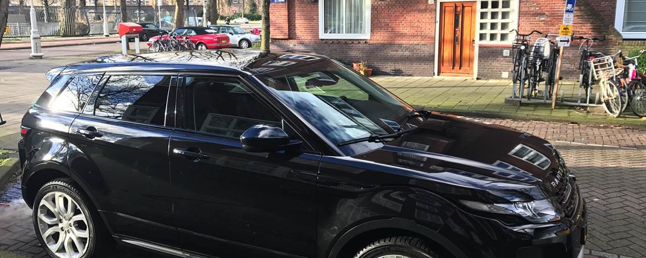 auto wassen van binnen en buiten