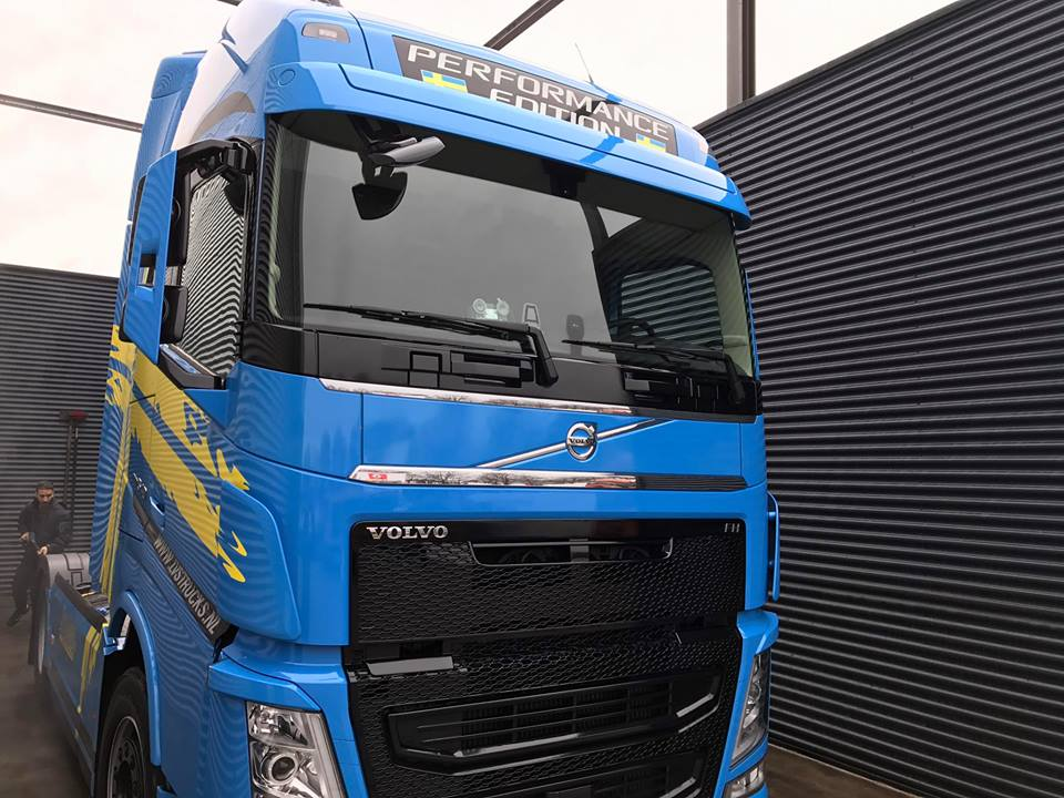 Mogelijkheden - Vrachtwagens | JW Car Cleaning